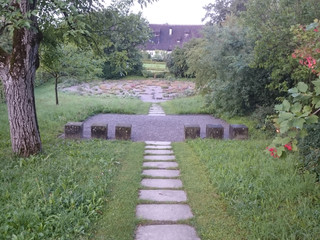 Das Leben (12) : Das Labyrinth der Kartause Ittingen