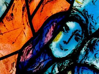 Das Leben (20) : Chagall-Fenster in Zürich