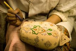 Decorating the pot, Fez.jpg