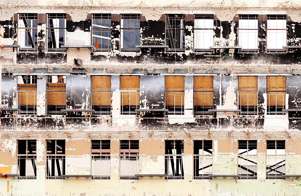building facade, Melbourne