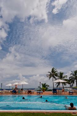 Mount Lavinia hotel pool