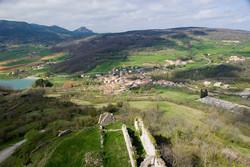 Chateau view, Puivert.jpg