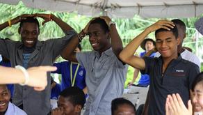 (Haiti) God is 100°C in Haiti
