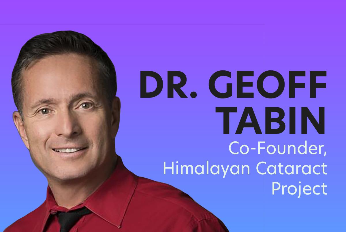 Dr Geoff Tabin