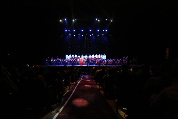 Gracias Christmas Cantata US Tour