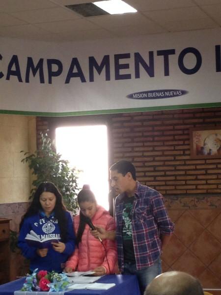 Good News Mission Spain Retreat