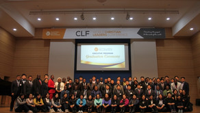 [CLF Executive Program] Presentation Ceremony and Proclamation Signing