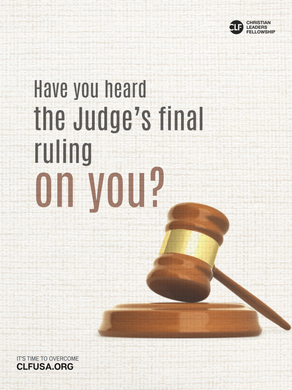 Have you heard the Judge's final ruling on you?