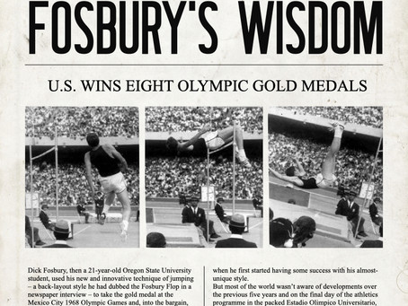 Fosbury's Wisdom