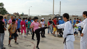[PERÚ] WORLD CAMP PERÚ 2011: DAY 2