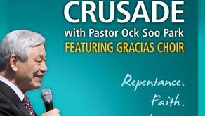 Bible Crusade Pastor Ock Soo Park Featuring Gracias Choir