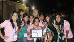 [PERÚ] WORLD CAMP PERÚ 2011: DAY 1