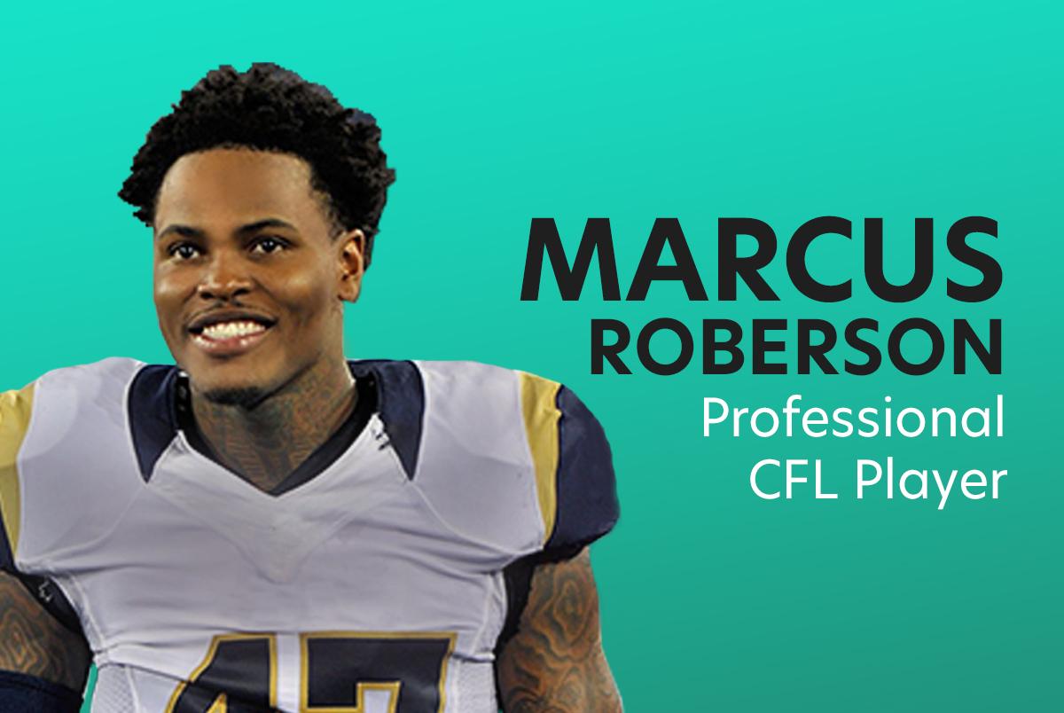 Marcus Roberson