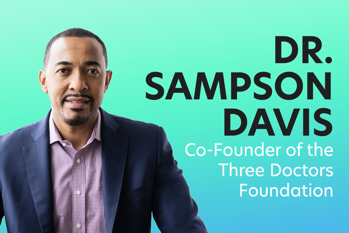 Dr. Sampson Davis