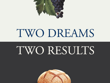 Two Dreams, Two Results