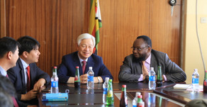 [Zimbabwe] Meeting with the Minister of Education and CLF