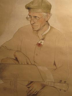 Portrait of Rob Simpson
