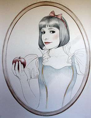 Virginia Colley, Snow White, Pantomime.