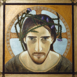 The Face of Christ.