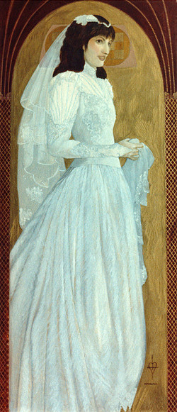 Portrait of Shona.