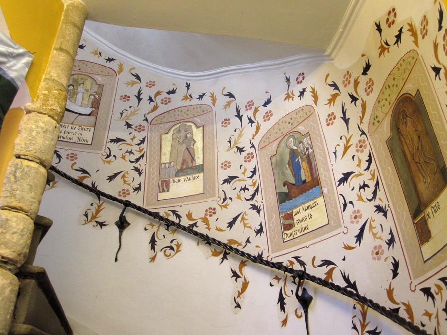 Stairway Mural