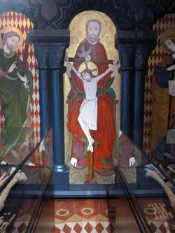 St Margaret Panel Painting