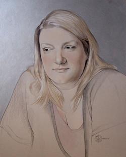 Portrait of Mandy