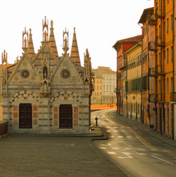 Chiesa Santa Maria della Spina 22-04-18.