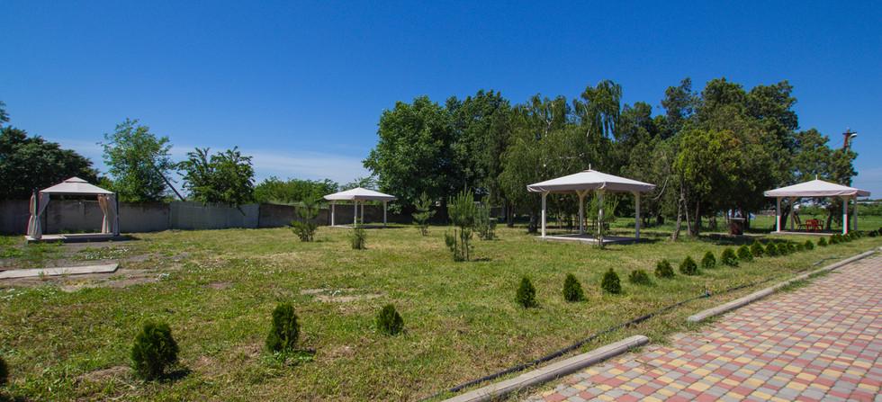 Гостиница рядом со Славянском-на-Кубани