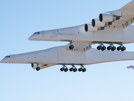 What if the world's biggest plane is done? The future of Stratolaunch