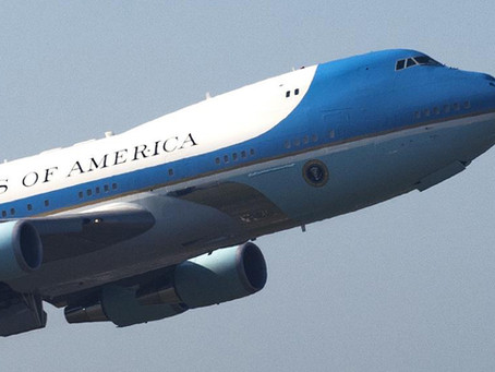 Three reasons why a new paint design for Air Force One is nuts