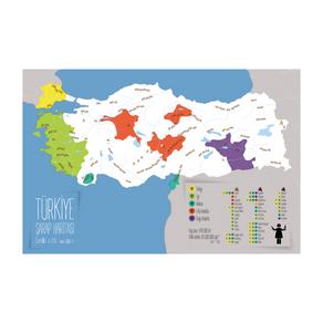 Türkiye Şarap Haritası