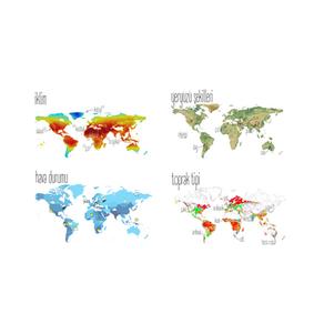 Teruarı Anlamak, Bölüm 2: Yeryüzü Şekilleri ve Toprak Tipi