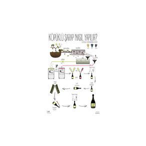 Köpüklü şarap (şampanya) nasıl yapılır?