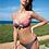 Thumbnail: Bikini Push up Plisse Sfumato con slip