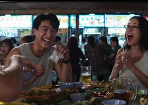 Food Culture in Crazy Rich Asians