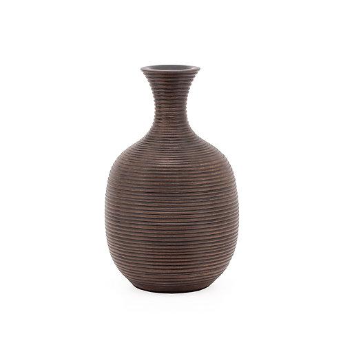 Vase - Colombo ribbed