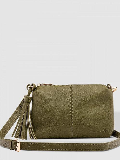 Baby Daisy crossbody purse - Khaki