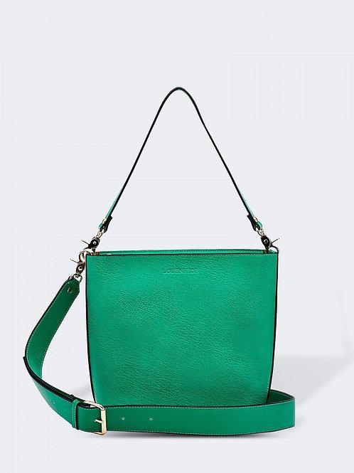"""Charlie"" purse - green"