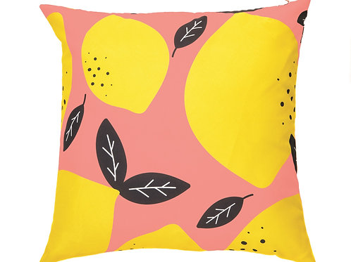 "Pillow - Lemons     18""x18"""