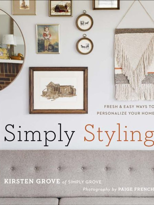 'Simply Styling' book
