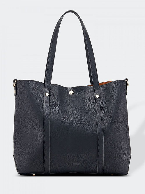"""Nevada"" purse - black"