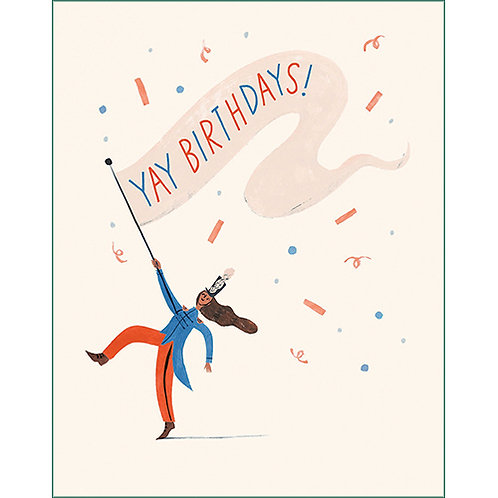 Birthday Card  #7561