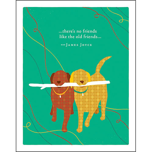 Love & Friendship card  #6868