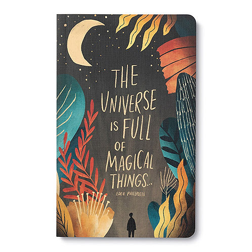 """Journal """"The Universe is Full of Magical Things"""""""