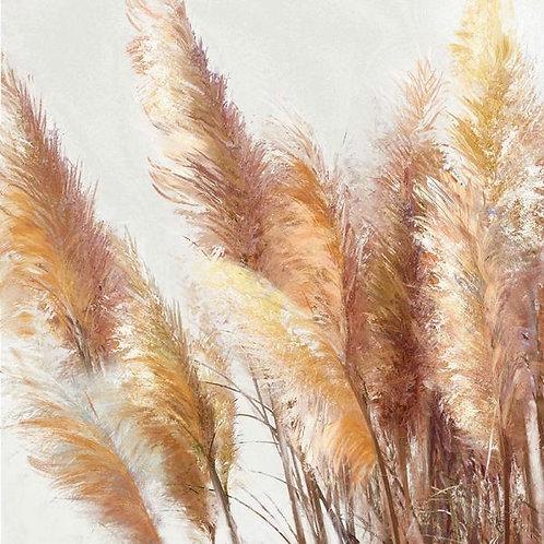 Canvas art - feathers