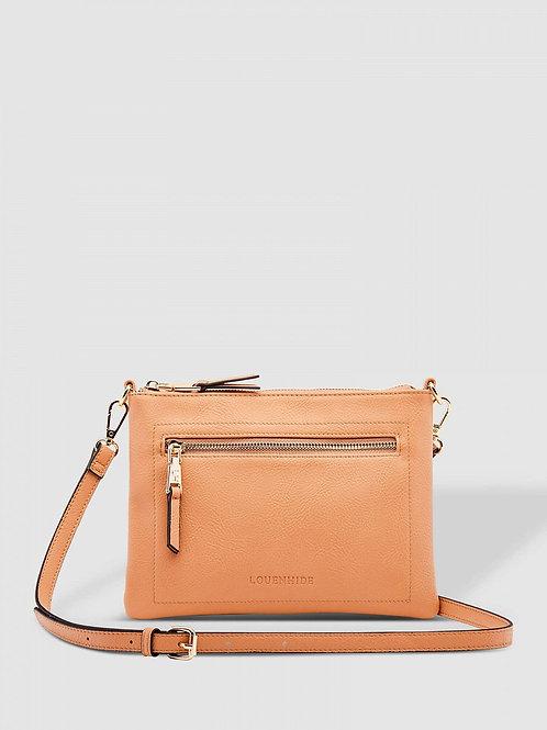 Sunny Crossbody purse - Malt