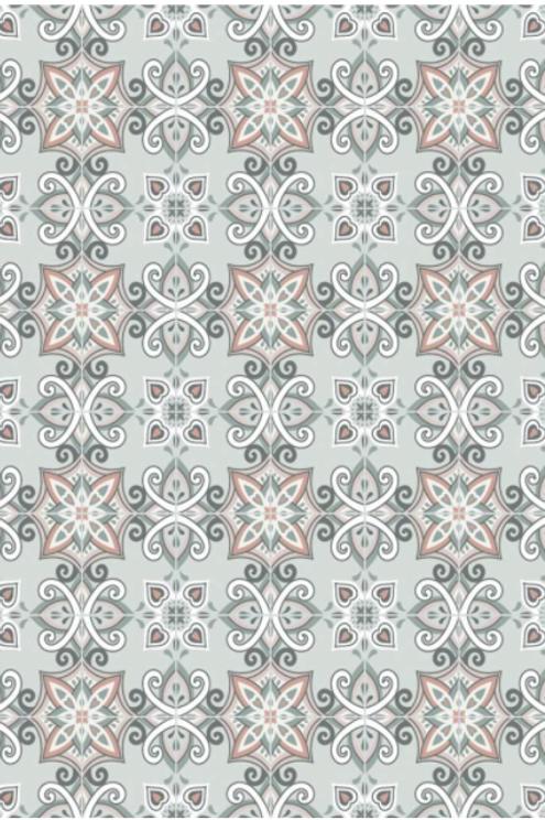 Vinyl floor mat 2'x3'    101-144