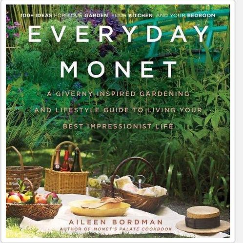 Everyday Monet book