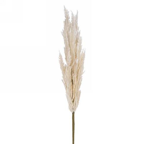 Cream color foliage stem